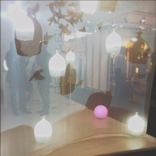 At the MAison and Object Fair in Paris by la casa a pois
