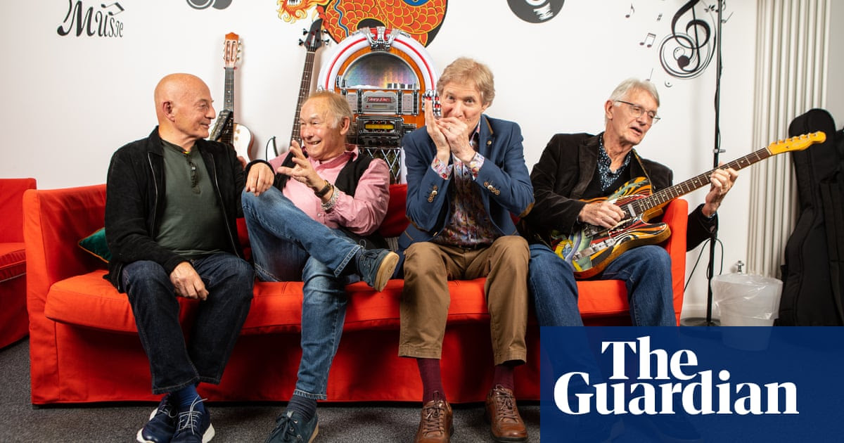 60s hitmakers Manfred Mann: 'I've sung this 10,000 times and never liked it!'