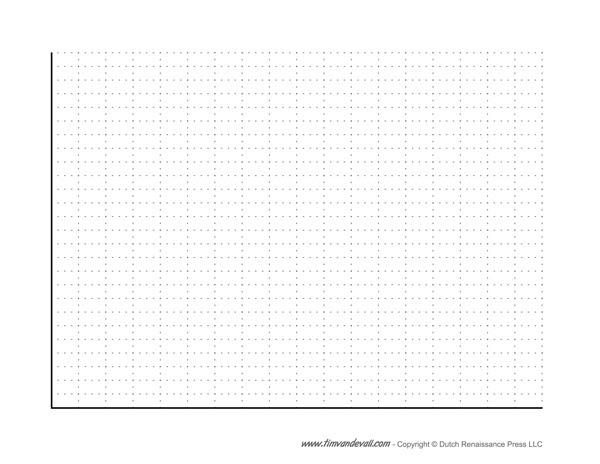 Blank Bar Graph Template - Free Printable PDF