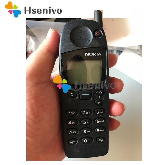 Goede Kopen 5110 Originele Nokia Mobiele Telefoon 2g GSM Unlocked Goedkope Oude Gerenoveerd Gratis Verzending Goedkoop