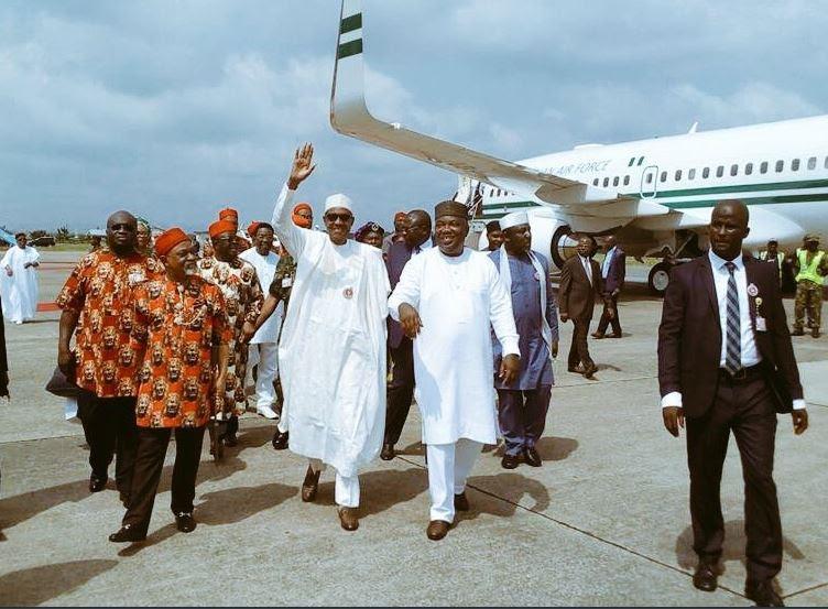 Anambra election: APC group blasts South-east leaders, warns Buhari