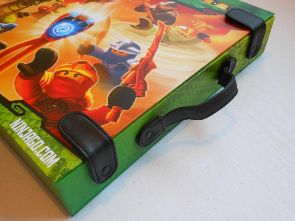 NinjaGO spinner storage case