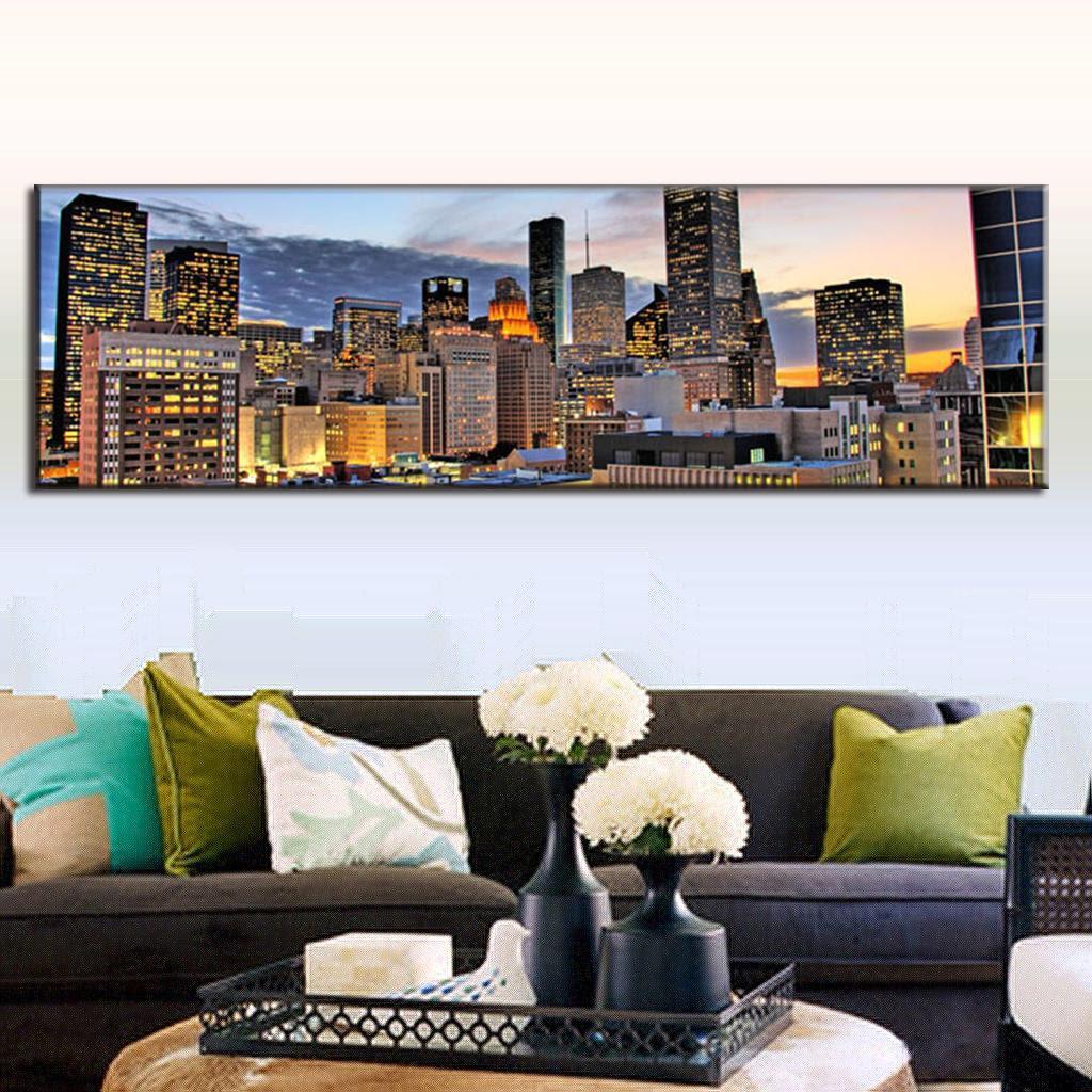 Large Canvas Paintings Wall Art Single Living Room ...