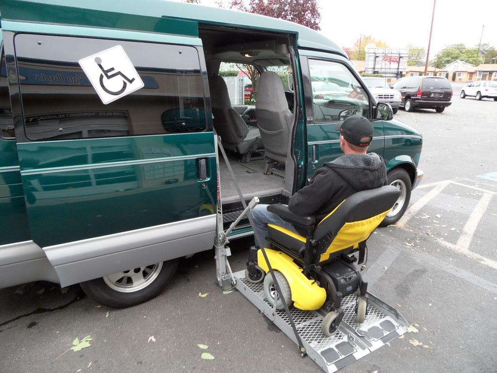Wheelchair Assistance Wheelchair Vans Oregon