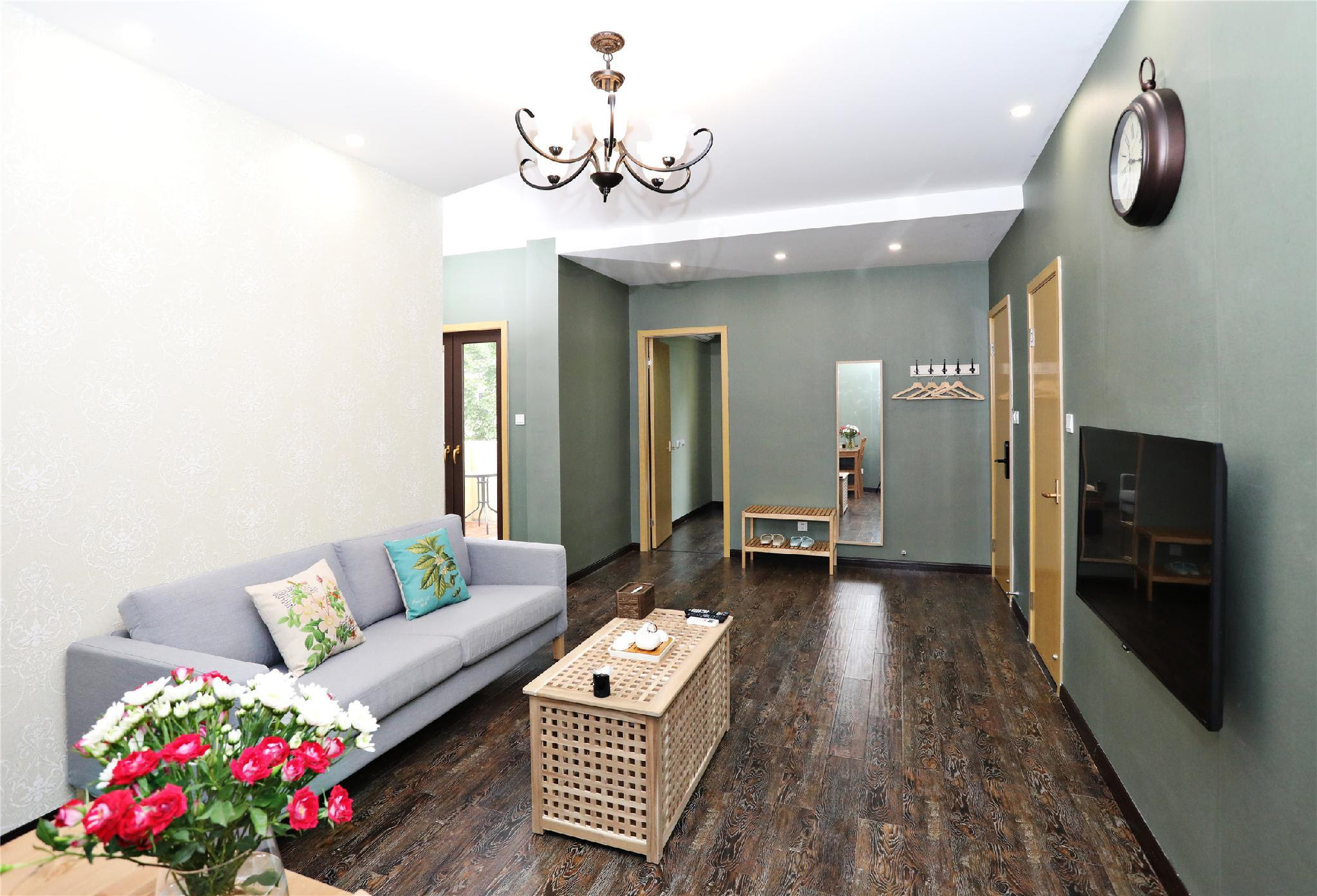 Family Time 2 Bedroom Studio I with Floor Heating Reviews