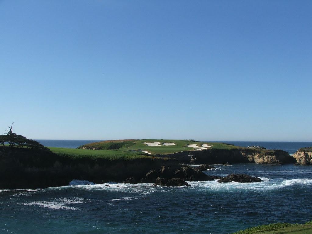 Cypress 16th hole