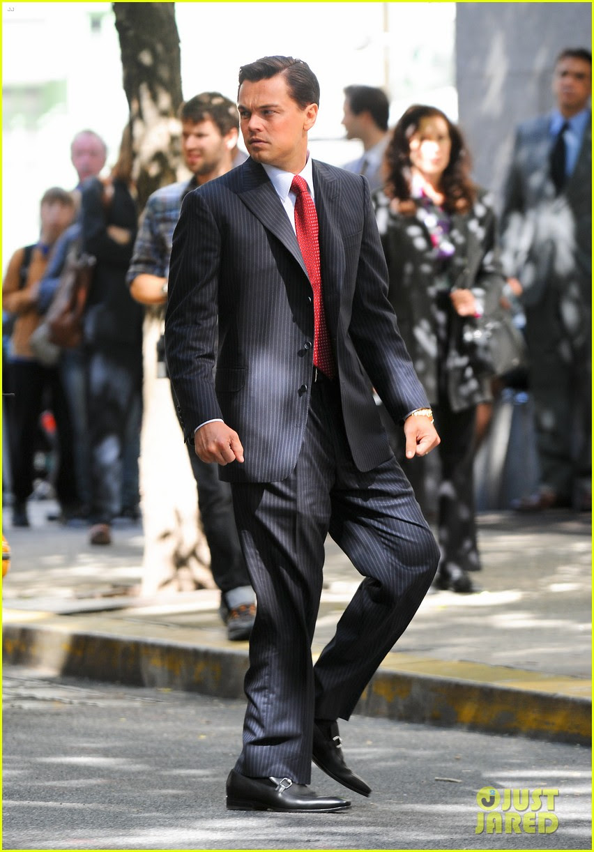 Full Sized Photo Of Leonardo Dicaprio Wolf Of Wall Street Set With