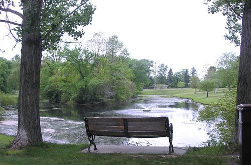 Early Memorial Day morning at Thorpe Park