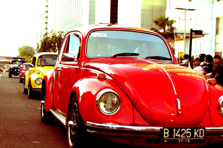 Modifikasi VW Beetle atau VW Kodok | Wakjoo