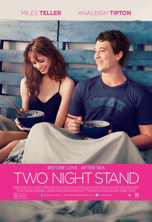 #MovieReview - 2 Night Stand on http://theteenytinytoutfaire.blogspot.it/2014/11/movie-review-two-night-stand.html