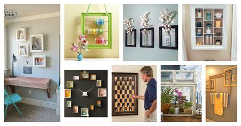 creative reuse  picture frames  home decor ideas