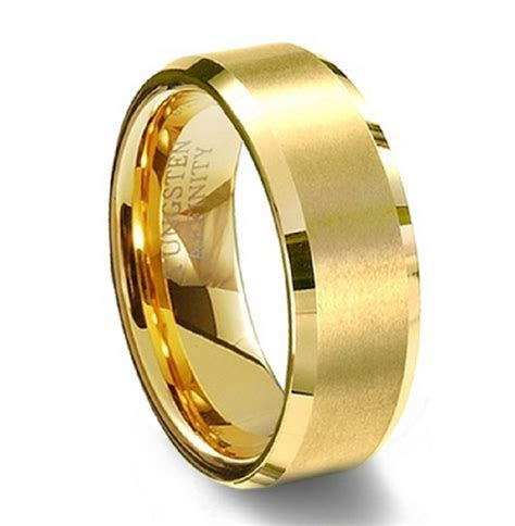 Aliexpress.com : Buy 8mm Women Men's 18k Gold Plated