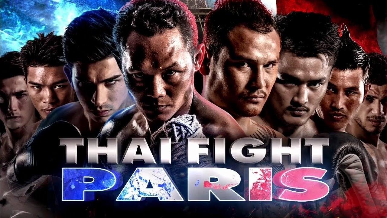 ไทยไฟท์ล่าสุด ปารีส เต็งหนึ่ง ศิษย์เจ๊สายรุ้ง 8 เมษายน 2560 Thaifight paris 2017 http://dlvr.it/NzsRYz