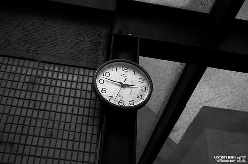 時間如能靜止