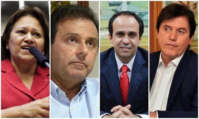 Quatro pré-candidatos se destacam na corrida pelo governo do RN