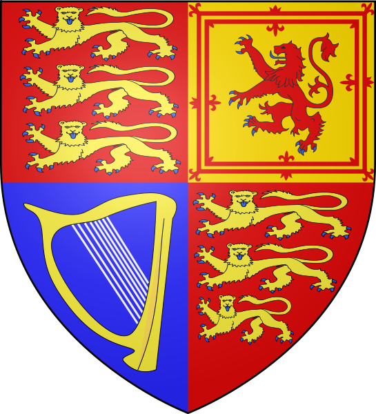 Fitxer:UK Arms 1837.svg