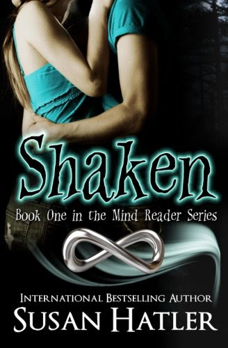 Shaken (Mind Reader) (Volume 1) by Susan Hatler