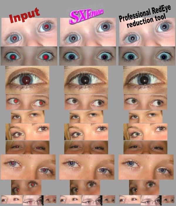 Wand-display red eyes sxemacs vs prof