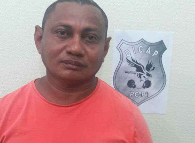 Ex- Policial Militar é preso suspeito de estuprar a cunhada adolescente
