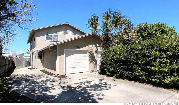 home appraisals townhouse