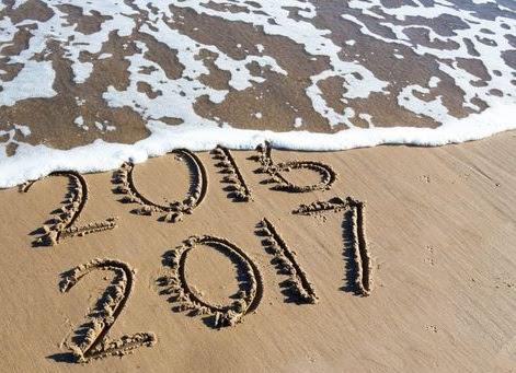 صورة وداع 2016 و حلول العام الجديد رأس السنة 2017