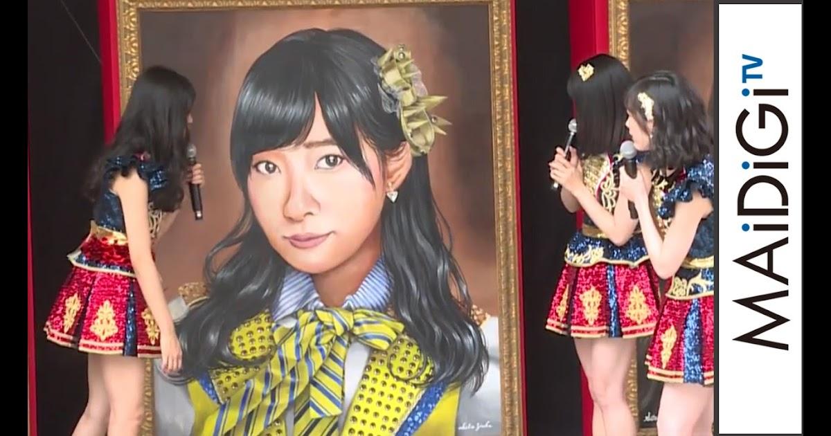 まゆゆ「1位へ返り咲き!」を宣言…AKB48総選挙の開票迫る 16枚