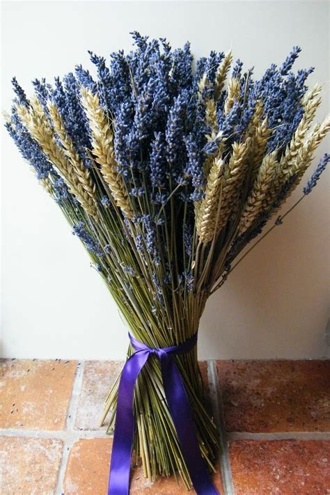 42 best images about Dried lavender wedding bouquet on