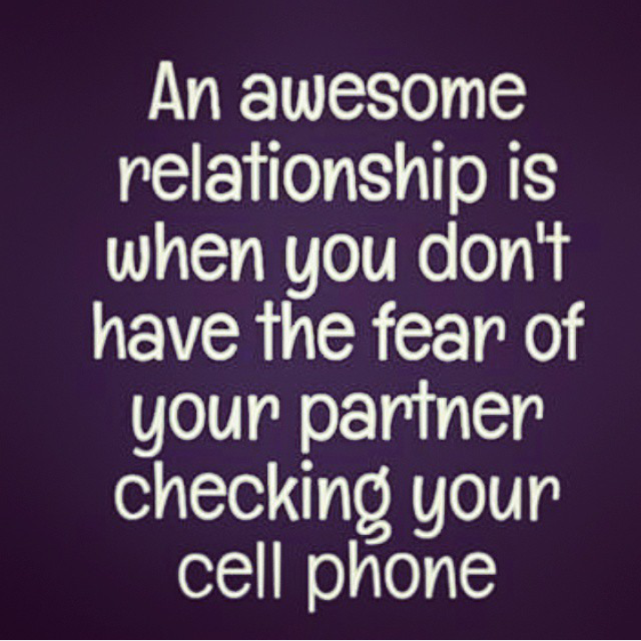 Cell Phone Love Quotes