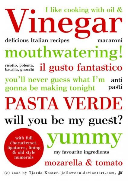 Vinegar free font 424x600 +10 Tipografías elegantes y gratuitas   Parte III