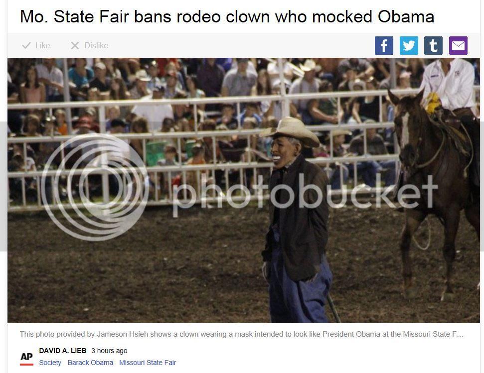 Obama Clown photo AP-Rodeo-Clown-Fired_zpsd1d9c74b.jpg