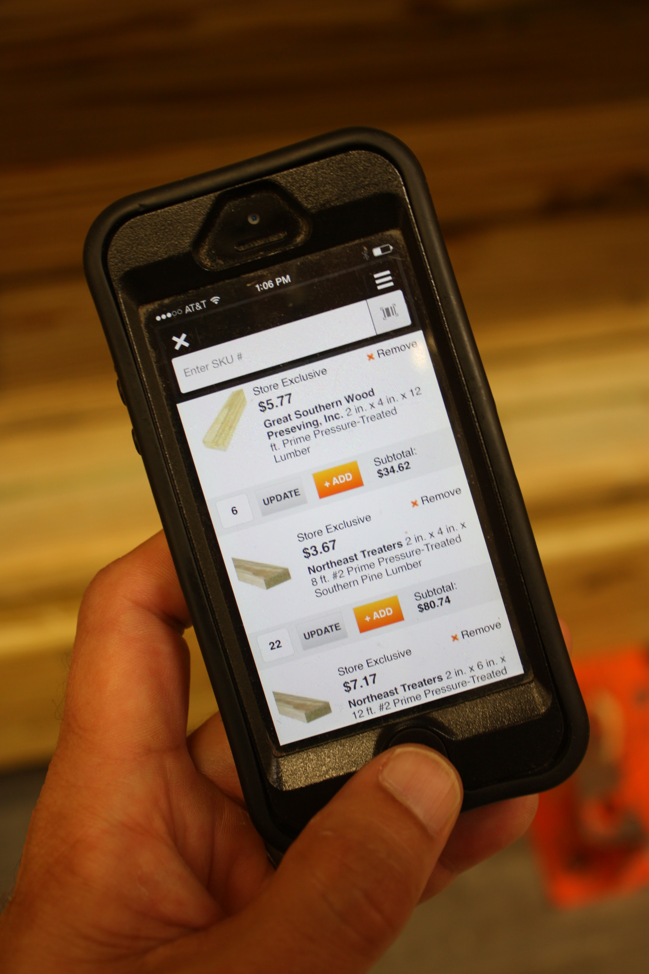 The New Home Depot Pro App Extreme How To Blog
