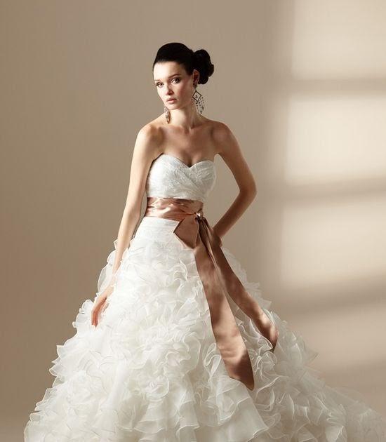 Jasmine Wedding Gowns: Wedding Dress Collection: Jasmine Bridal Couture 2012