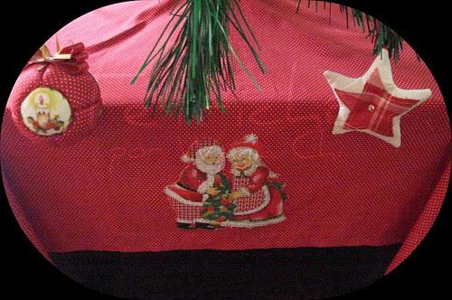 Saia para Árvore de Natal
