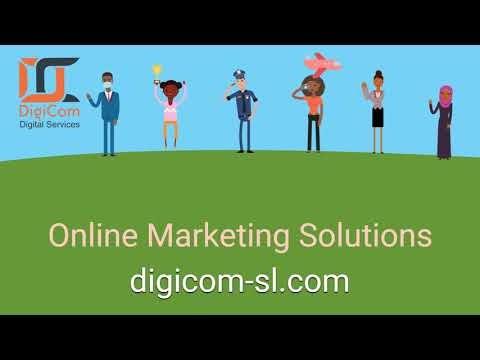 Welcome to DigiCom SL