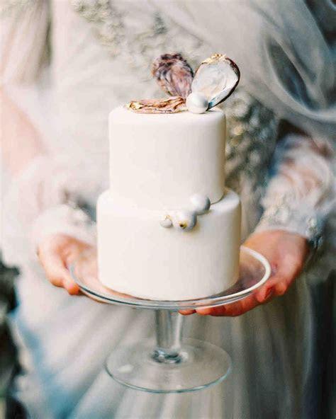 30 Amazing Beach Wedding Cakes   Martha Stewart Weddings