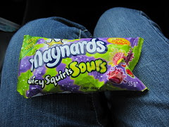 Maynards Juicy Squirts Sours