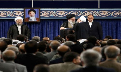 Irán Reuters
