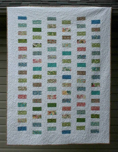 spare change quilt