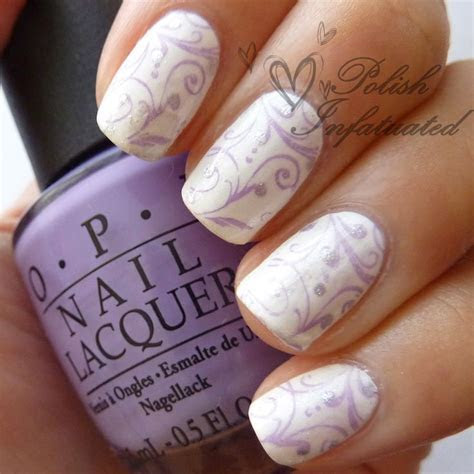 1000  ideas about Purple Wedding Nails on Pinterest