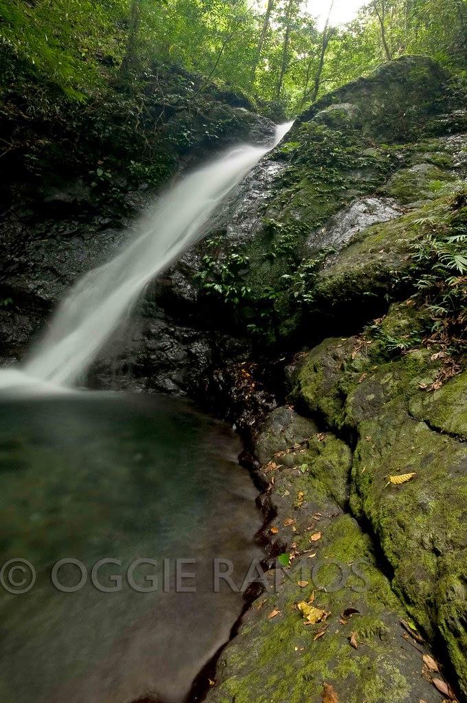 Ilocos Norte - Magliligay Falls