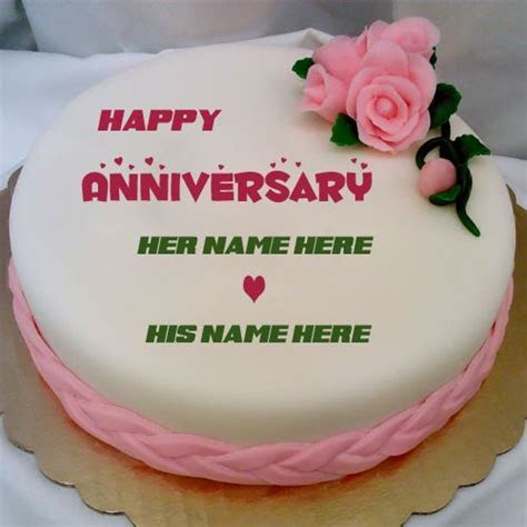 The 25  best Happy marriage anniversary cake ideas on