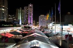 Howard Street Tent, Oracle OpenWorld 2011