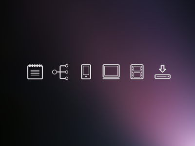 freebie ux icons web design interface