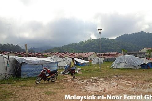 Lebih setahun, mangsa banjir Kelantan dakwa diperlakukan macam bola