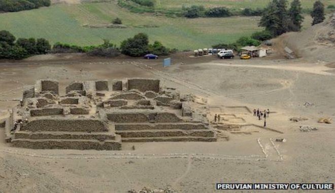Perierga.gr - Ναός 5.000 ετών ανακαλύφτηκε στο Περού!