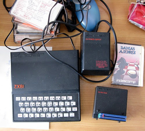 Sinclair ZX-81 (ZX81)