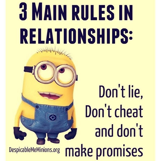3 Rules In Relationships Pictures Photos And Images For Facebook