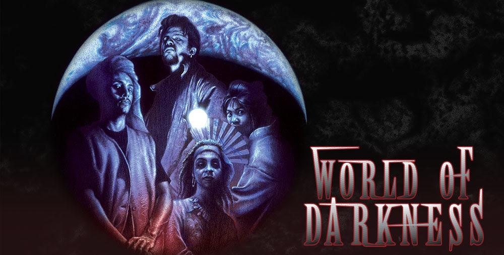 Resultado de imagem para world of darkness