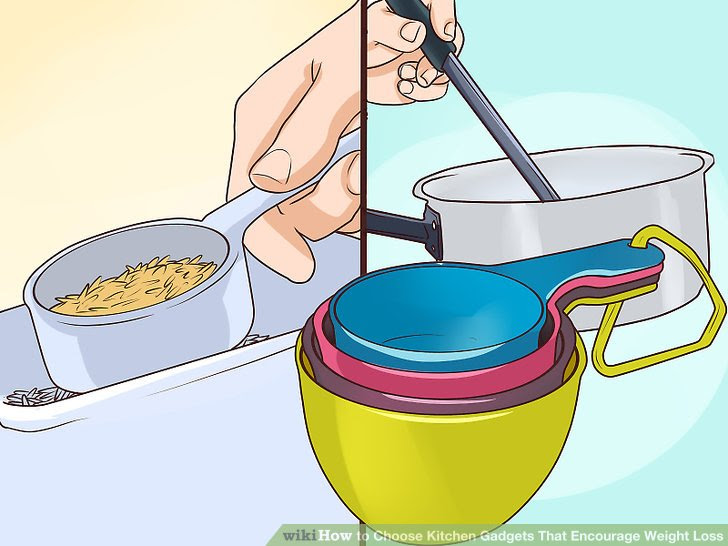 Choose Kitchen Gadgets That Encourage Weight Loss Step 5.jpg