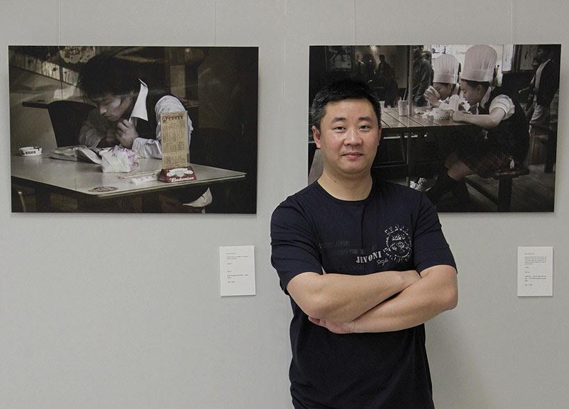 El fotógrafo Adan Liu.